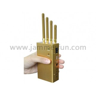 Multifunction Anti Jammer - Portable Cell Phone Jammers For