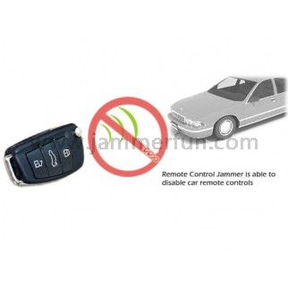 433mhz 315 mhz car remote control jammer - Remote Control GPS Jamming