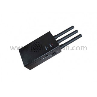 wireless video jammer with high quality