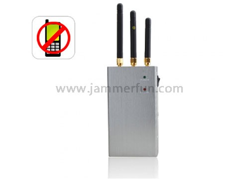 jammer phone jack box - Cell Phone Security - GSM CDMA DCS 3G Mobile Phone Signal Jammer