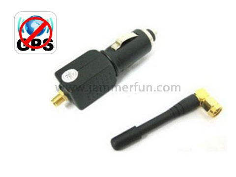 GPS Jammers For Sale - Mini Car GPS Signal Jammer