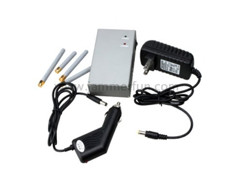 3g 4g wifi mobile phone signal jammer - mobile phone signal jammer with remote control