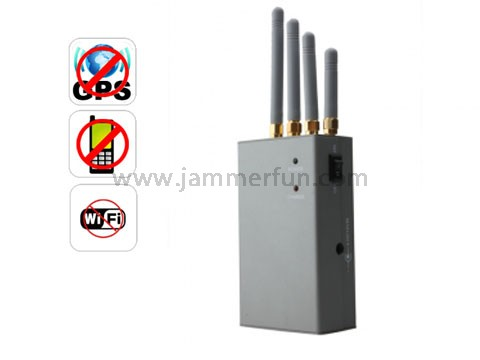 cellphone shop for sale - Jammer Pro - High Power Signal Jammer for GPS + Cell Phone + WiFi