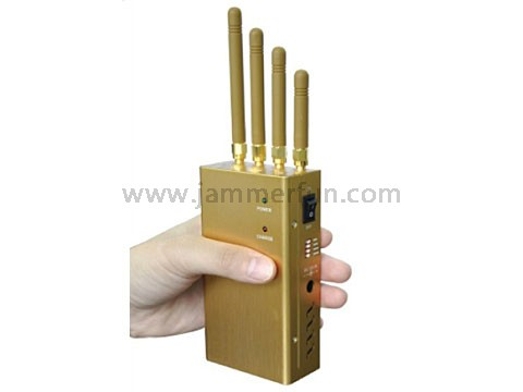 Portable 4G LTE Signal Blocker For Sale - Top Quality Handheld Mobile Phone GPS 4G Signal Jammer