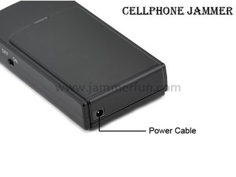 GSM Jammer For Sale - Latest Mini Broad Spectrum Cell Phone