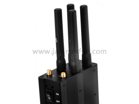 Cell phone blocker signal - Selectable Portable 3G 4G Cell phone & LoJack Jammer