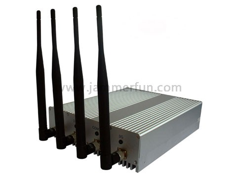 phone jammer arduino function