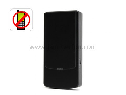 Mini Mobile Phone Security - Wireless Cellphone Signal Jammer