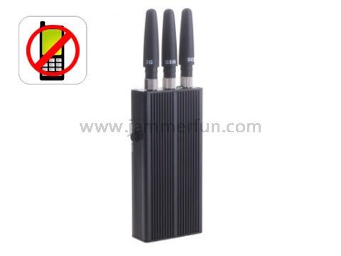 Mobile Jammers - Broad Spectrum Cell Phone Jammer