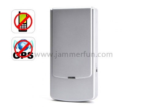 Multifunction Jamming Device - GPS and Cell Phone Jammer (GSM, DCS, GPS)