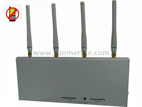 portable gps cell phone jammer pcb