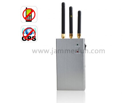 cell phone jammer Geronimo