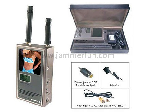 phone jammer ireland travel