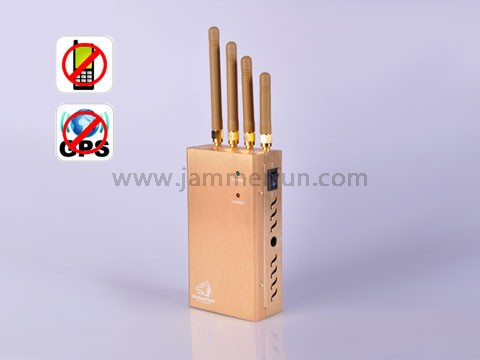 Signal Jammer Kit For Mobile Phone Jammer Blocker and GPS Jammer Blocker