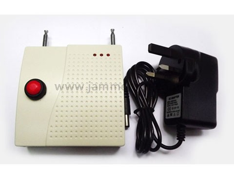 bluetooth jamming - Portable High Power Car Remote Control TV Remote Control Garage Doors Remote Control Jammer