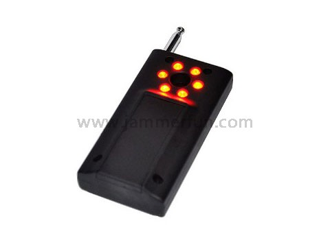 gsm phone jammer portable - Wireless Full Frequency Detector With Laser Scanning And Passive Radio Frequency Sweeper