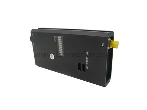 phone blocker jammer program - Wireless Tap Detector - Audio Video Bug Pro RF Detector