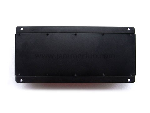 25w high power 5 antenna cell phone jammer- 60m   Complete Functions Top Power 6 Antenna Cell phone WiFi RF Signal Jammer - Jammer Wholesale China