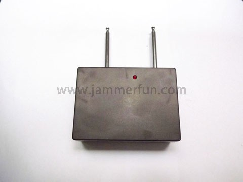 RF Jammer Buy - Dual Band Car Remote Control Jammer (330MHz/390MHz) 50 Meters Effective Radius