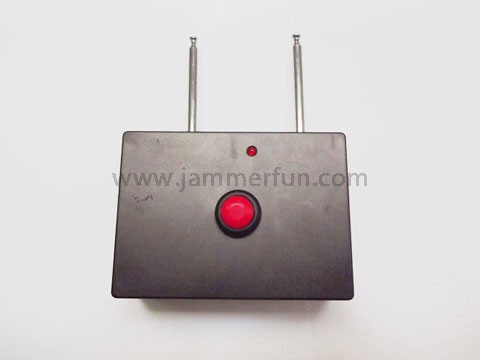 wireless microphone jammer gun - Radio Signal Jamming - Portable High Power Dual Band Radio Frequency Jammer (315MHz/433MHz)