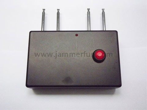 phone jammer fcc frequency - Jamming Radio - Powerful Portable Quad Band RF Jammer (310MHz/ 315MHz/ 390MHz/433MHz)