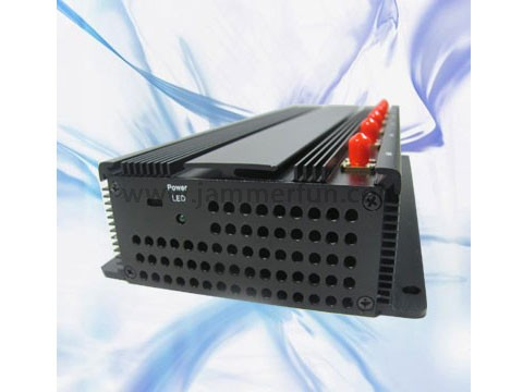 High Power 6 Antenna Jammer Kit For Sale - VHF UHF Cell Phone Jammer (3G,GSM,CDMA,DCS)