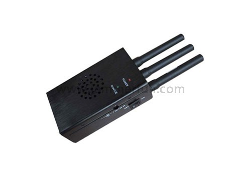 High Power Hand Held Wireless Video and WIFI Jammer - Wireless Video Blocker
