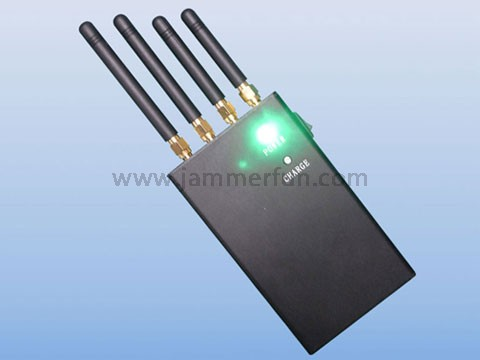 Bluetooth signal jammer | 10 Antennas Bluetooth Jammer