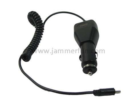 cellular signal jammer news - Cell Phone Jammer Parts - Portable 5V Travel Car Charger for Jammer