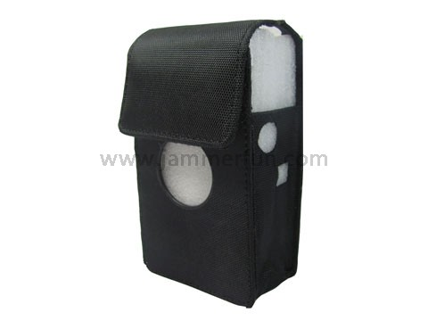 gps jammer why study quizlet - Top Quality Black Fabric Material Portable Jammer Case - Jammer Accessories