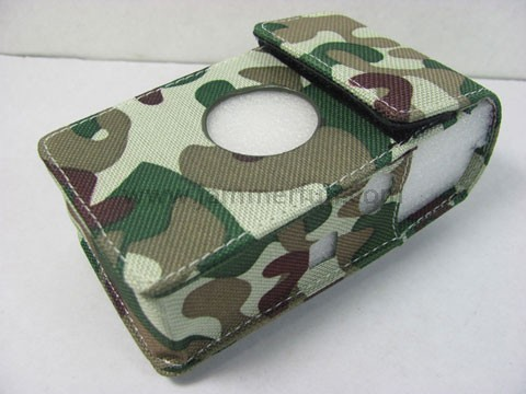 emp jammer device - Cell Phone Jammer Parts - Camouflage Design Fabric Material Portable Jammer Protection Case