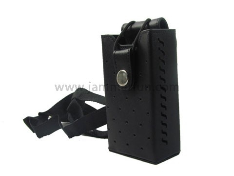 video cellphone jammer yellow - Jammer Parts Catalog - Portable Leather Quality Carry Case for Jammer