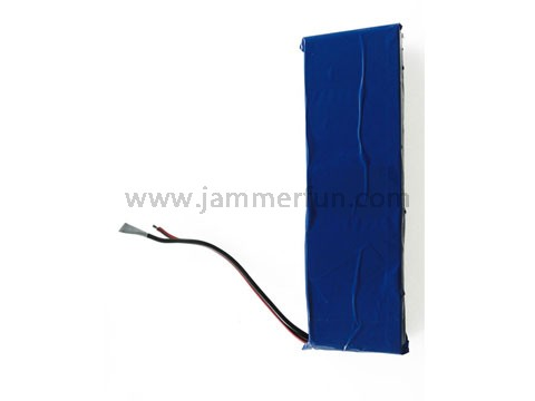 Jammer Accessories - Desktop Cellular Phone Jammer Rechargeable Lithium Battery