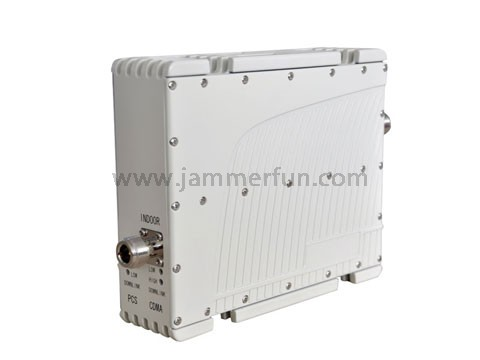 Cell Phone Jamming 10 Meters - Cellphone Booster - CDMA800/PCS1900 Dual Band Mobile Phone Signal Repeater