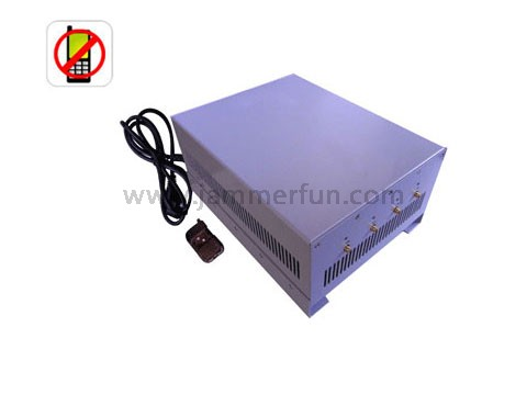 are wifi jammers legal - High Power 20W Remote Controlled Cell Phone Jammer with Directional Panel Antenna For Sale