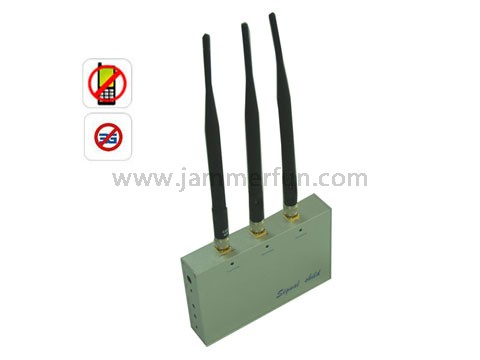 Signal Jammer Wholesale - Cell Phone Jammer with Remote Control (CDMA,GSM,DCS and 3G)
