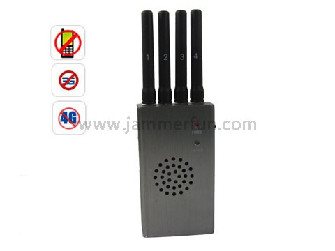 phone bug jammer cycle - Portable High Power 4G LTE Signal Mobile Phone Jammer - 4G Cell Blocker