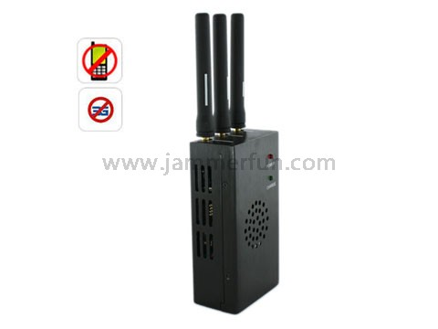 using cell phones - High Power Portable Handheld Mobile Phone Signal Jammer(CDMA GSM DCS PCS 3G)