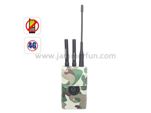 Cell Scrambler Sales tax - Portable LoJack 4G XM Radio Signal Jammer - Mulitifunctional Signal Blocker