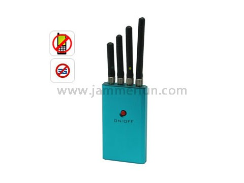 cell phone jammer Altamonte Springs - Portable Mini Medium Power Cellphone Jammer With 4 Omnidirectional Antennas
