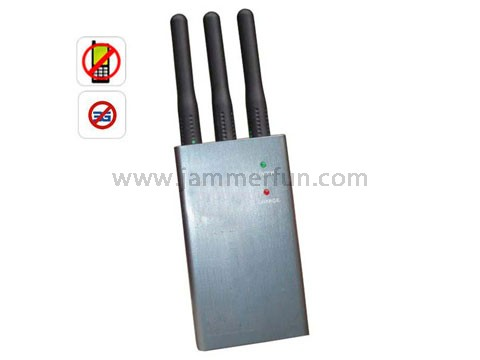 Best Signal Jammer - Mini Portable Cell Phone Jammer(CDMA,GSM,DCS,PHS,3G)