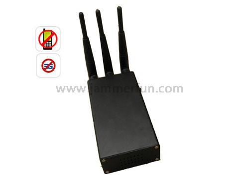 Cell Phone Jammer Kit - Portable Handheld Cell Phone Jammer(CDMA,GSM,DCS,3G)