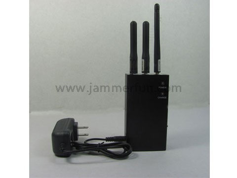 Cell phone blocker portable   how to build a portable cell phone jammer