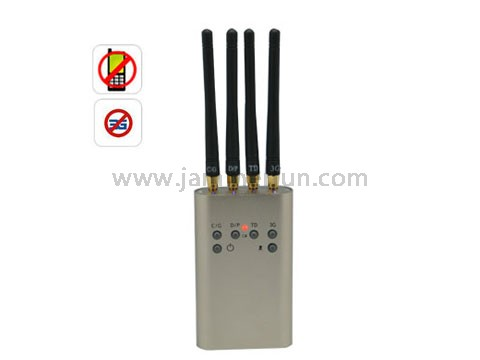 signal blocker detector rental