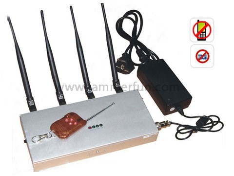 bluetooth audio jammer - Military Jammer - High Power Remote Control Cell Phone Jammer