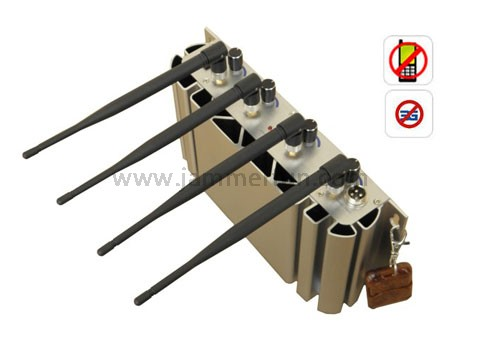 phone jammer lelong semi - High Power Jammer - Adjustable Cell Phone Jammer with Remote Control