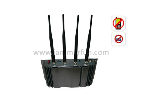 mobile phone jammer Lisburn - High Power Signal Jammer - 40 Meter Range Mobile Phone Signal Jammer