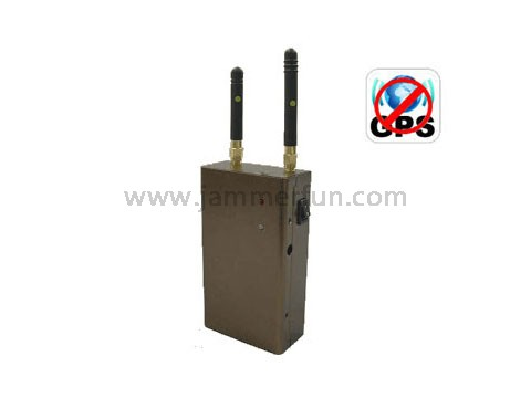GPS Signal Jammer For Sale - Powerful Portable GPS Jammer (GPS L1/L2)