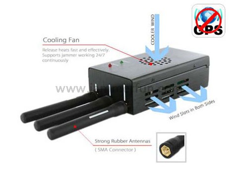 mobile phone jammer in bd - High Power Portable GPS Signals Jammer For All GPS Signal L1 L2 L5