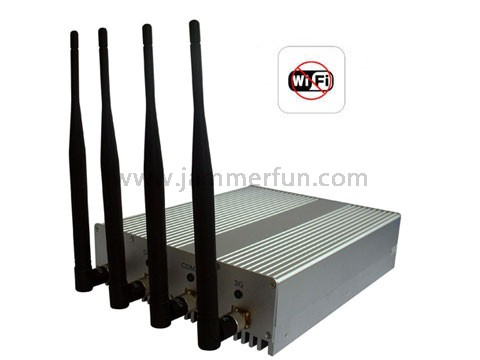 mobile phone jammer Centennial | 2.4G / 5.8G High Power 4W All WiFI Signal Jammer Blocker